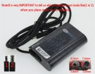 01XRN1 19.5V 2.31A 45W adapter for DELL laptop