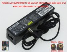 12416443A 19V 3.16A 60W adapter for FUJITSU laptop