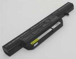 W240BUBAT-6 11.1V 48.84Wh battery for CLEVO laptop